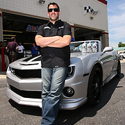 NASCAR Sprint Cup Series Tony Stewart by Infiniti Images