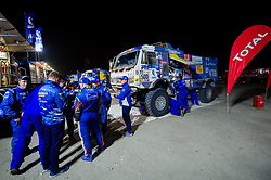January 11, 2019 - Arequipa, Peru - AREQUIPA, PU - 11.01.2019: DAKAR 2019 - Eduard Nikolaev (RUS) during the Dakar Rally 2019, on Friday (11), in Arequipa, Peru. (Credit Image: © Duda Bairros/Fotoarena via ZUMA Press)