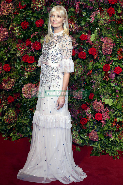 Evening Standard Theatre Awards 2018 at the Theatre Royal in London, UK. 18 Nov 2018 Pictured: Joely Richardson. Photo credit: Fred Duval/MEGA TheMegaAgency.com +1 888 505 6342