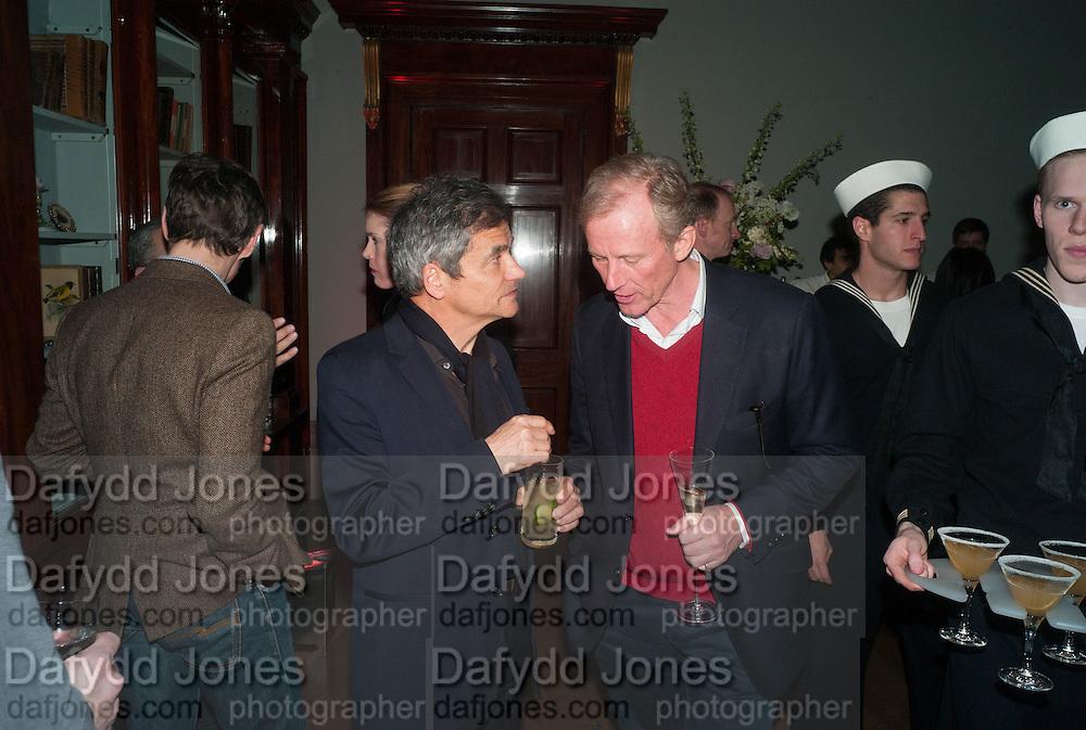 HARRY HANDLESMAN; RICHARD HUDSON, Calder After The War. Pace London. Burlington Gdns. London. 18 April 2013.