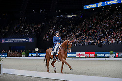 Witte-Vrees Madeleine, NED, Cennin<br /> LONGINES FEI World Cup™ Finals Paris 2018<br /> © Hippo Foto - Dirk Caremans<br /> 14/04/18