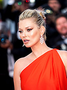 Cannes , France<br /> 16/05/2016<br /> Kate Moss attends Loving screening at the Palais des Festivals during The 69th Annual Cannes Film Festival