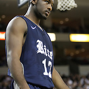 Bryan Beasley during the first half of a Conference USA NCAA basketball game between the Rice Owls and the Central Florida Knights at the UCF Arena on January 22, 2011 in Orlando, Florida. Rice won the game 57-50 and extended the Knights losing streak to 4 games.  (AP Photo/Alex Menendez)