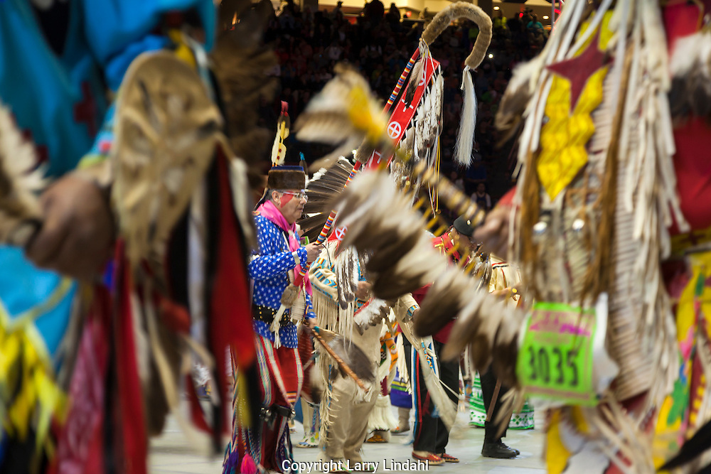 Jingle Dress Dancers, Gathering of Nations, Albuquerque, New Mexico