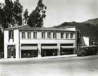 1927 Hollywoodland shopping center