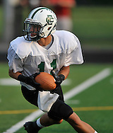 The West posted an 18-6 victory in the annual Lorain County All-Star football game on June 11, 2011 at Avon Lake High School.