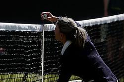 22.06.2010, Wimbledon, GBR, Sony Ericson WTA Tour, Grand Slam, The Championships, Wimbledon, Women's singles, Maria Sharapova (RUS) vs Anastasia Pivovarova (RUS), im Bild Maria Sharapova in action. EXPA Pictures © 2010, PhotoCredit: EXPA/ IPS/ Marc Atkins / SPORTIDA PHOTO AGENCY