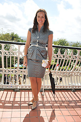 VISCOUNTESS GRIMSTON at the 3rd day of the 2012 Glorious Goodwood racing festival at Goodwood Racecourse, West Sussex on 2nd August 2012.