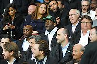 Joseph Gomis / Johan Passave Ducteil - 28.04.2015 - Paris Saint Germain / Metz - Match en retard - 32eme journee Ligue 1<br />Photo : Nolwenn Le Gouic / Icon Sport