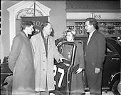 1959 - Cecil Vard at Brown Thomas .