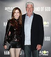 Hand of God - Amazon Prime London premiere