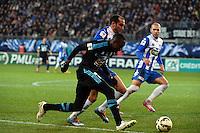 Giannelli IMBULA - 04.01.2015 -  Grenoble / Marseille - Coupe de France<br />Photo : Gaston Petrelli  / Icon Sport