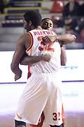DESCRIZIONE : Roma Lega serie A 2013/14 Acea Virtus Roma Grissin Bon Reggio Emilia<br /> GIOCATORE : trevor mbakwe<br /> CATEGORIA : fair play<br /> SQUADRA : Acea Virtus Roma<br /> EVENTO : Campionato Lega Serie A 2013-2014<br /> GARA : Acea Virtus Roma Grissin Bon Reggio Emilia<br /> DATA : 22/12/2013<br /> SPORT : Pallacanestro<br /> AUTORE : Agenzia Ciamillo-Castoria/ManoloGreco<br /> Galleria : Lega Seria A 2013-2014<br /> Fotonotizia : Roma Lega serie A 2013/14 Acea Virtus Roma Grissin Bon Reggio Emilia<br /> Predefinita :