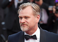 Director Christopher Nolan at the Le Grand Bain (Sink Or Swim) gala screening at the 71st Cannes Film Festival, Sunday 13th May 2018, Cannes, France. Photo credit: Doreen Kennedy