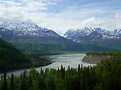 Alaska From The Road
