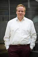 DEU, Deutschland, Germany, Berlin, 03.11.2020: Portrait von Tilman Kuban (CDU), Chef der Jungen Union (JU).