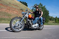 Cycle Source annual ride to the hills during the Sturgis Motorcycle Rally. SD, USA. Wednesday, August 11, 2021. Photography ©2021 Michael Lichter.