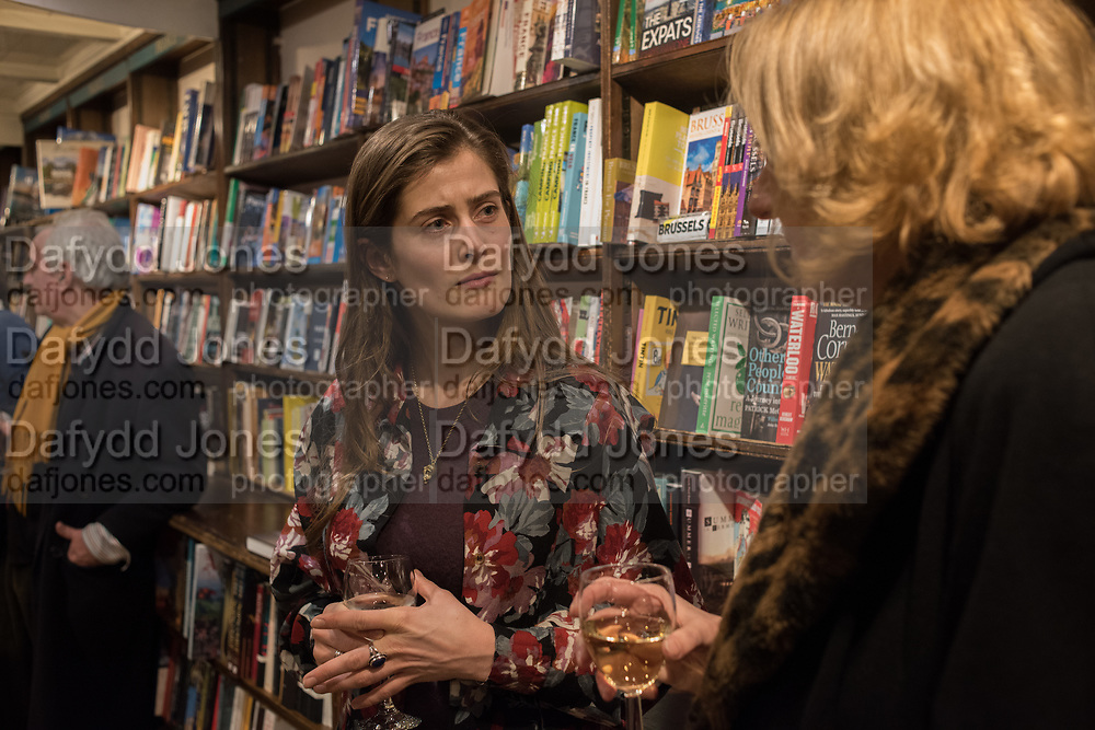 A Scribbler in Soho: A Celebration of Auberon Waugh, Daunt BooksLondon. 30 January 2019