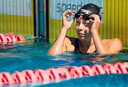 Tjasa Oder of Fuzinar Ravne competes in 200m Freestyle during Slovenian Swimming National Championship 2014, on August 2, 2014 in Ravne na Koroskem, Slovenia. Photo by Vid Ponikvar / Sportida.com