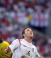 Photo: Chris Ratcliffe.<br /> England v Ecuador. 2nd Round, FIFA World Cup 2006. 25/06/2006.<br /> John Terry of England.