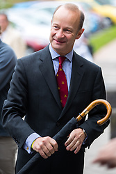 © Licensed to London News Pictures . 29/09/2017 . Torquay , UK . Leadership candidate HENRY BOLTON arrives at the conference . UKIP is due to announce the winner of a leadership election which has the potential to split the party . Photo credit: Joel Goodman/LNP