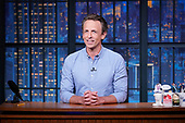 """June 07, 2021 - NY: NBC's """"Late Night With Seth Meyers"""" - Episode 1155A"""
