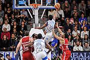 DESCRIZIONE : Campionato 2014/15 Dinamo Banco di Sardegna Sassari - Openjobmetis Varese<br /> GIOCATORE : Jerome Dyson<br /> CATEGORIA : Tiro Penetrazione Sottomano Controcampo<br /> SQUADRA : Dinamo Banco di Sardegna Sassari<br /> EVENTO : LegaBasket Serie A Beko 2014/2015<br /> GARA : Dinamo Banco di Sardegna Sassari - Openjobmetis Varese<br /> DATA : 19/04/2015<br /> SPORT : Pallacanestro <br /> AUTORE : Agenzia Ciamillo-Castoria/L.Canu<br /> Predefinita :