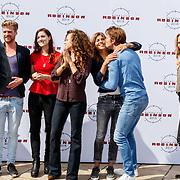 NLD/Amsterdam/20150819 - Persdag Expeditie Robinson 2015,