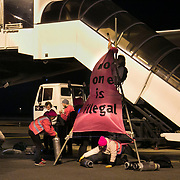 Stansted 15 Action at Stansted