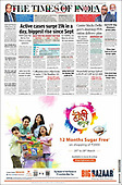 March 20, 2021 (ASIA-PACIFIC): Front-page: Today's Newspapers In Asia-Pacific