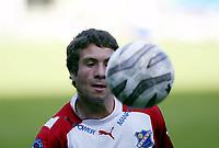 Fotball, 16. mai 2004, Tippeligaen, Lyn-Stabæk, Mounir Hamoud, Lyn