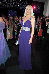EMMA NOBLE at The Butterfly Ball in aid of the Caudwell Children Charity held in Battersea park, London on 14th May 2009.