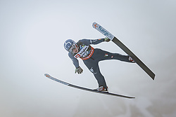 10.12.2020, Planica Nordic Centre, Ratece, SLO, FIS Skiflug Weltmeisterschaft, Planica, Einzelbewerb, Qualifikation, im Bild Giovanni Bresadola (ITA) // Giovanni Bresadola of Italy during the qualification for the men individual competition of FIS Ski Flying World Championship at the Planica Nordic Centre in Ratece, Slovenia on 2020/12/10. EXPA Pictures © 2020, PhotoCredit: EXPA/ JFK