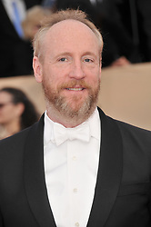 Matt Walsh arrives at the 24th annual Screen Actors Guild Awards at The Shrine Exposition Center on January 21, 2018 in Los Angeles, California. <br /><br />(Photo by Sthanlee Mirador/Sipa USA)