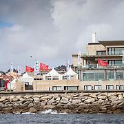 © Maria Muina I Sailingshots.es, 27/09/2019 - Vigo (Pontevedra) - Regata Rey Juan Carlos - El Corte Inglés Máster 2019, Sanxenxo 2019 - Presentación Sede El Corte Inglés de Vigo.