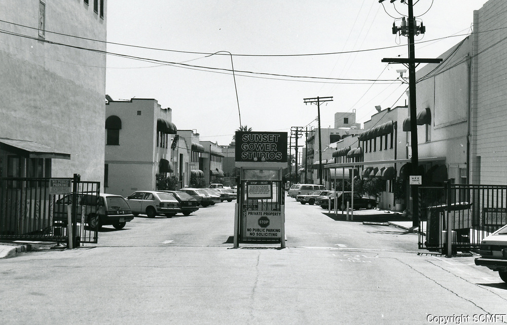 1978 Sunset Gower Studios