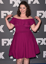 BEVERLY HILLS, CA - AUGUST 9:   Kether Donohue at the FX 2017 Television Critics Association Summer Tour Star Walk at The Beverly Hilton Hotel on Tuesday, August 9, 2017 in Beverly Hills, CA. (Photo by Scott Kirkland/Fox/PictureGroup) *** Please Use Credit from Credit Field ***