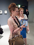 ANNA CASTLETON; BEX SINGLETON, The Surreal House Barbican art gallery afterwards SURREAL DINNER at Hoxton hall. London. 9 June 2010. -DO NOT ARCHIVE-© Copyright Photograph by Dafydd Jones. 248 Clapham Rd. London SW9 0PZ. Tel 0207 820 0771. www.dafjones.com.