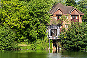 Maidenhead, Berkshire, UK., 29th May 2020, Maidenhead RC, COVID 19, Training, River Side living, [© Peter Spurrier/Intersport Images],