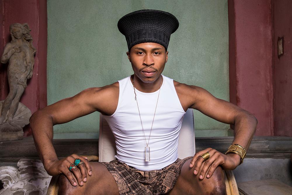 Jeroboam Bozeman Alvin Ailey dancer