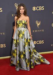 September 17, 2017 Los Angeles, CA Liev Schreiber 69th Emmy Awards - Arrivals held at the Microsoft Theatre L.A. Live © OConnor-Arroyo / AFF-USA.com. 17 Sep 2017 Pictured: Hilaria Baldwin. Photo credit: MEGA TheMegaAgency.com +1 888 505 6342