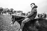Horse Trading at Ballinasloe