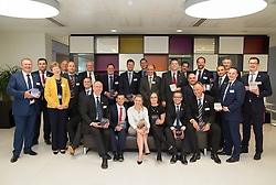 23.06.15 Developing our future awards, 155 Moorgate.