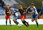 Wigan Athletic v Blackburn Rovers 281017