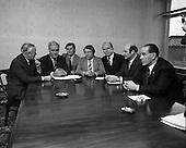 1971 - Harold Wilson MP Visits Dublin