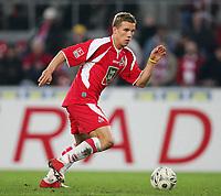 Fotball<br /> 2 Bundesliga Tyskland<br /> Foto: Witters/Digitalsport<br /> NORWAY ONLY<br /> <br /> Lukas PODOLSKI<br /> Fussballspieler 1.FC Köln