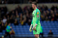 Conor O'Malley of Peterborough United during the EFL Sky Bet League 1 match between Oxford United and Peterborough United at the Kassam Stadium, Oxford, England on 16 February 2019.