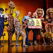 20181017 Cheque Linda Foundation The Lion King,