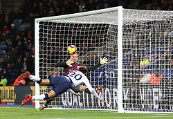 Tottenham Hotspur's Dele Alli scores his side's second goal of the game