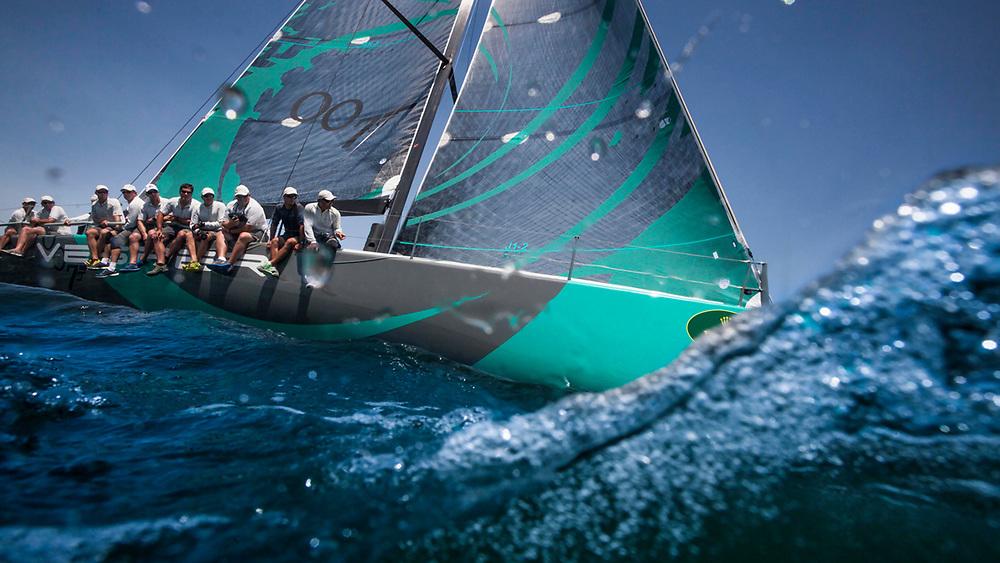 VESPER, Sail Number: USA 52007, Owner/Skipper: Jim Swartz, Class: IRC 1, Yacht Type: TP 52, Home Port: Park City, UT, USA